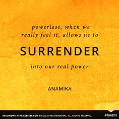 powerlesssurrender