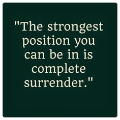 surrender-and-strength