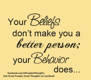 beliefs-and-behavior