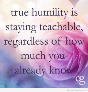 true-humility