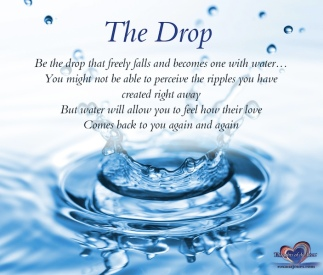 The Drop & ripple effect